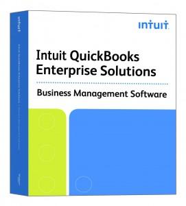 QuickBooks Enteprise Solutions box