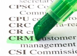 CRM highlight