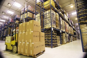 Warehouse case study Birchalls Catering and Armored Auto Group