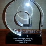 Tascoli wins Acumatica Award for Most Active Social Media Presence