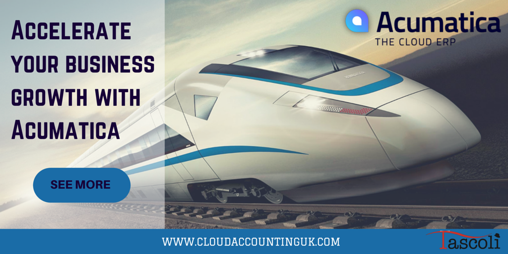 Acumatica - Accelerate your business growth