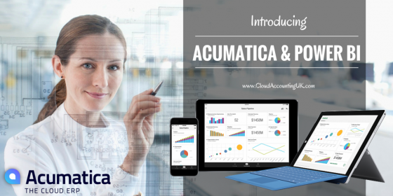 Acumatica Cloud ERP & Power BI