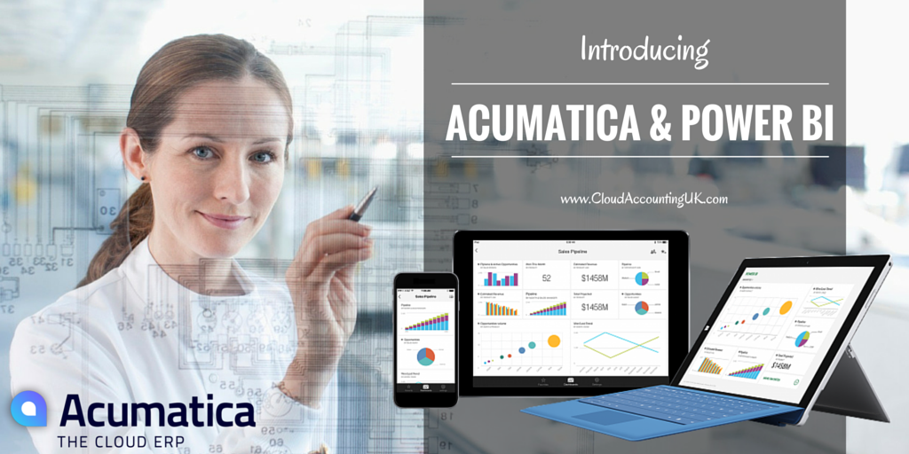 Acumatica Power BI