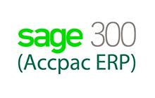 Sage 300 Accpac ERP