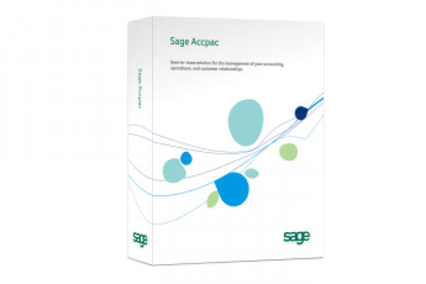 the accounting system company - sage accpac / sage ERP 300