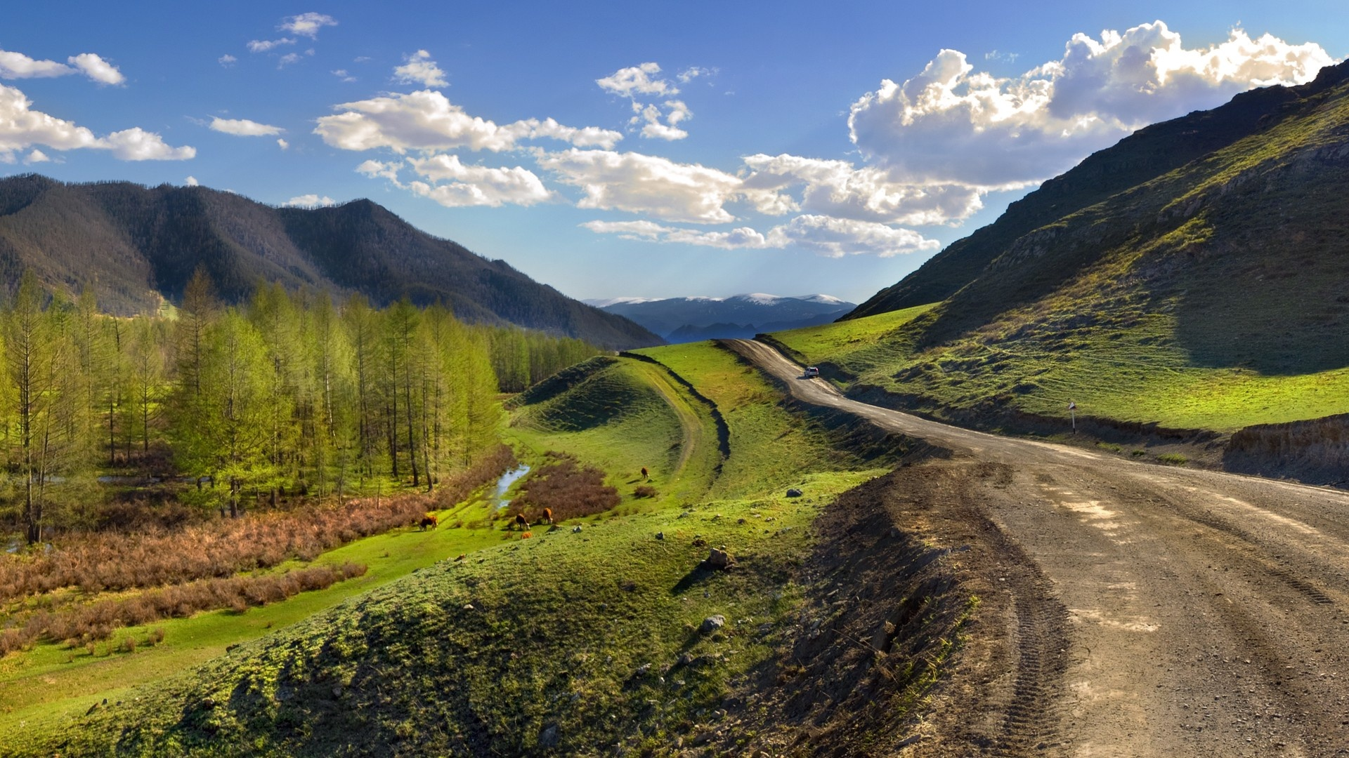 6861147 mountain road wallpapers