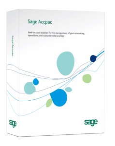 the accounting system company - Sage Accpac ERP Sage 300 ERP