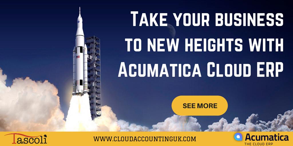 Discover Cloud ERP - Acumatica Cloud ERP
