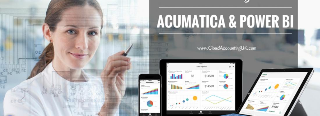 Acumatica Cloud ERP & Power BI
