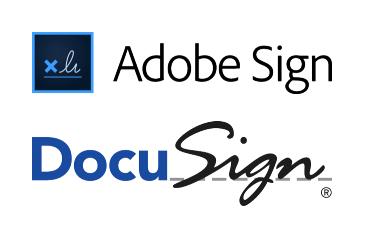 adobe sign docusign and acumatica |